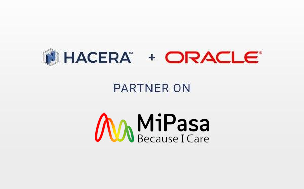 Oracle and HACERA Team Up On Multi-Cloud Blockchain-Based MiPasa Data Platform To Strengthen COVID-19 Response