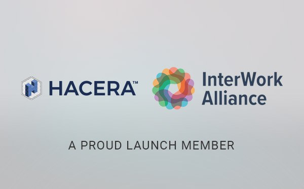 HACERA is proud to be an InterWork Alliance founding member and help to Standardize Token-Powered Ecosystems Worldwide
